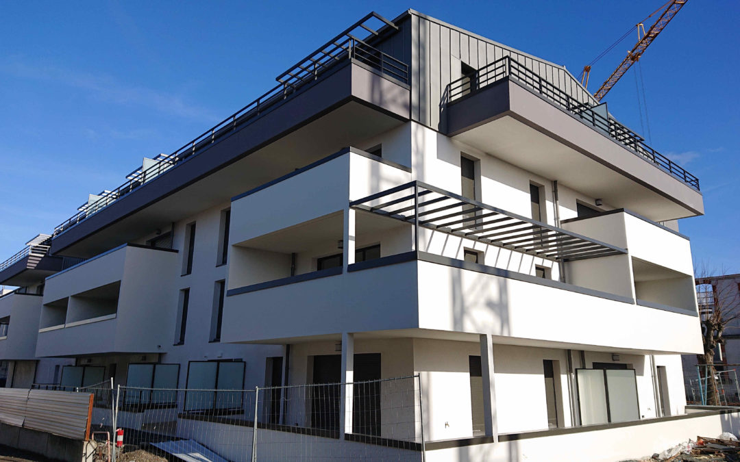 Résidence DE VINCI – La Rochelle