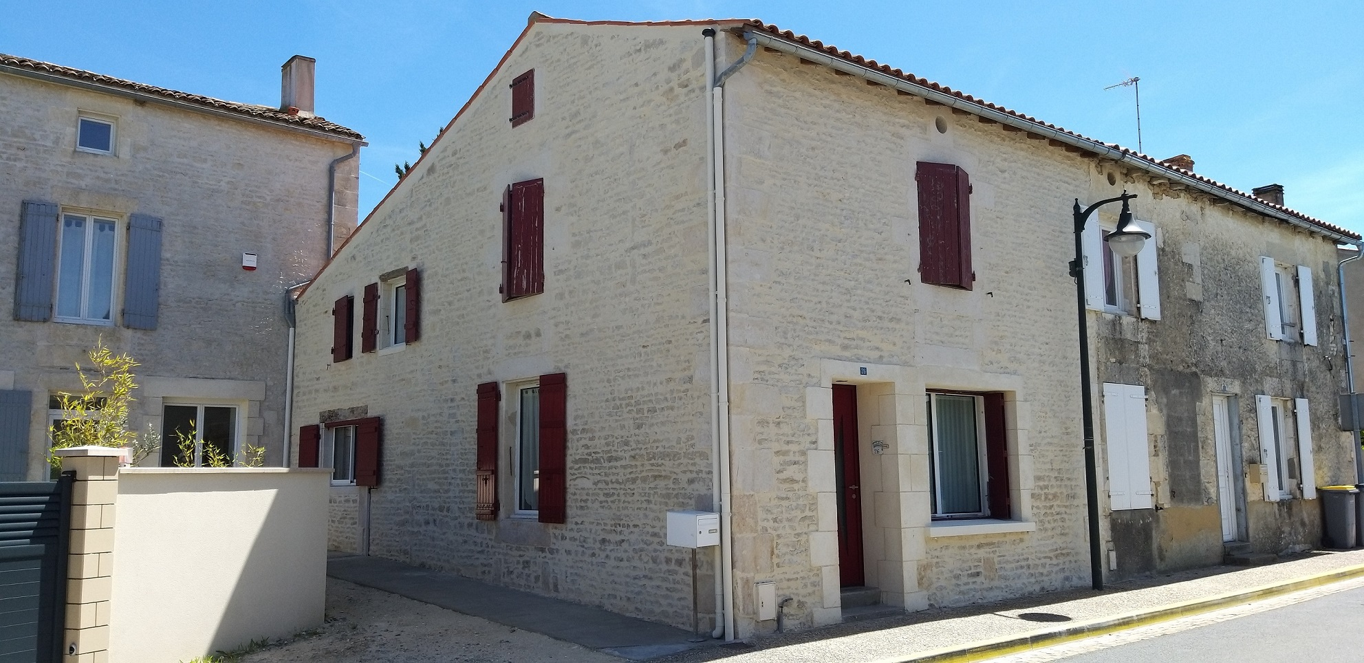 Pierre Vue La Rochelle